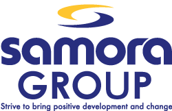 Logo Samora Group Indonesia